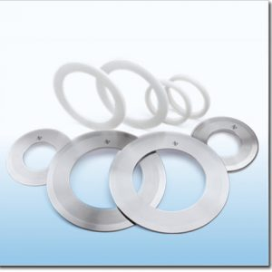 Cut band disks and spacers