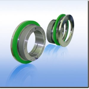 Fast clamping blade assembly